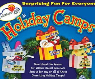 Winter Camp at Adventure Kids Playcare {ENTER TO WIN}