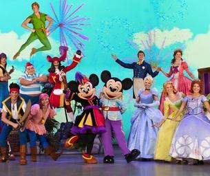 MK Review: Disney Junior Live On Tour! Pirate & Princess Adventure