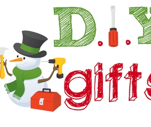 * DIY Gifts For The Holidays
