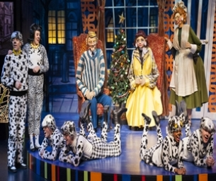 101 Dalmatians: Howling Holiday Fun at Imagination Stage
