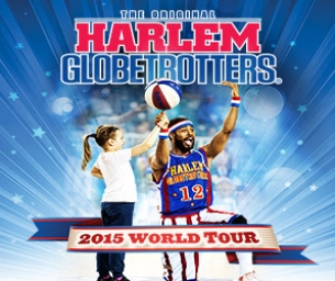 Harlem Globetrotters World Tour 2015