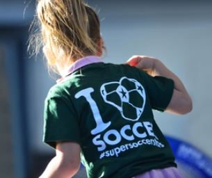 Super Soccer Stars – Ages 12 Months and Up!