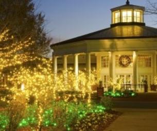Holidays at Daniel Stowe Botanical Garden
