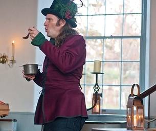 EVENT: Dickens's 'Christmas Carol' and 'A Holiday Open House'