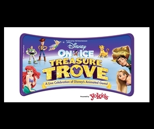 EVENT: Disney On Ice presents Treasure Trove