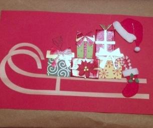 Get Crafty ~ DIY Holiday Gift Wrap