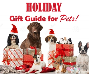 MAC KID HOLIDAY GIFT GUIDE: OUR FURRY FRIENDS