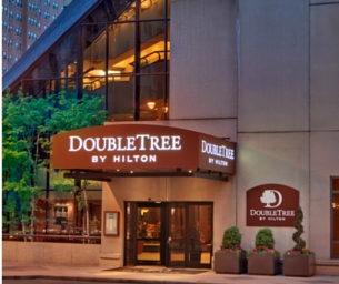 Review From the Road: Doubletree Center City Philadelphia