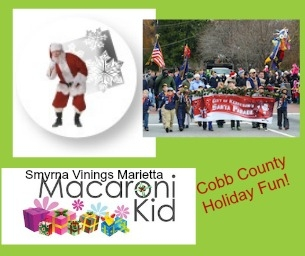 QUICK LINKS - Holiday Fun in Cobb County & Vinings Area