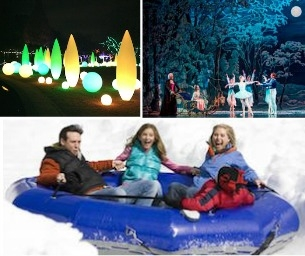 QUICK LINKS - Holiday Fun in Metro Atlanta: Shows, Lights & More