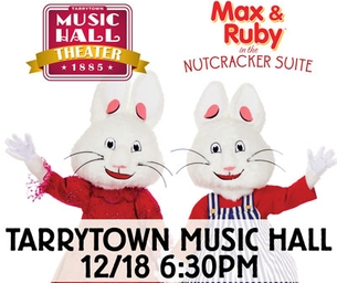 Congratulations to Michelle D. She won 2 tickets to Max & Ruby!