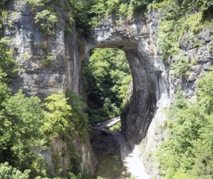 Win Family Admission to Natural Bridge Park