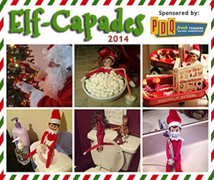 Elf-Capades 2014 ~ Sponsored by PDQ Hickory