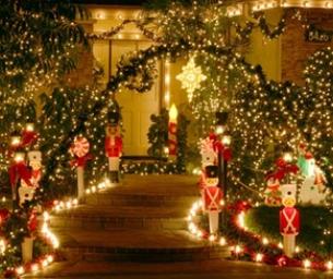 Christmas Light Shows around Hickory and Beyond