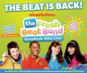 The Fresh Beat Band is Coming to MSG!