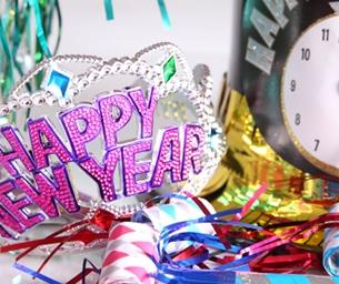 Kid-Friendly New Year's Eve Celebration Ideas