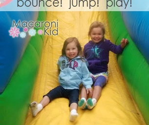 20 of our Favorite {Nearby} Places to Bounce, Jump, and Play