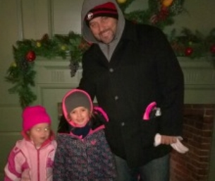 A Family Trip to Christmas by Candlelight at Old Sturbridge Village