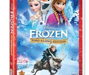Disney's All New FROZEN Sing-Along