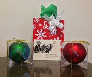 Bethany House Christmas Ornaments for Sale