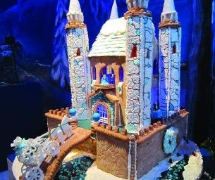 Adventures In Gingerbread at Springfield Museums