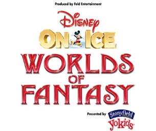Disney On Ice Worlds of Fantasy Dec. 19th - Dec. 29th