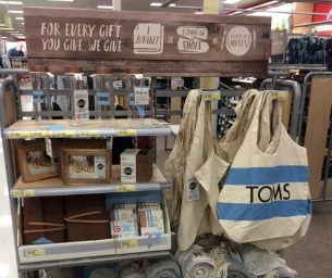 Target + Toms for the Holidays