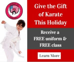 Top 10 Reasons To Take Karate