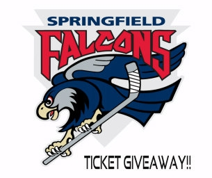 WIN a 4-Pack of Springfield Falcons Tickets!