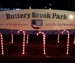 Santa's Land at Buttery Brook Park