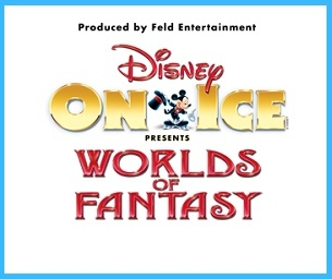 Disney on Ice Presents Worlds of Fantasy in NH! Discounts & Giveaway!