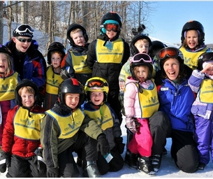 Winterplace Ski Resort and SkiWee Programs for Children 4-11