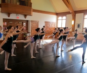 South Shore Conservatory Dance Department Presents Ballet Week