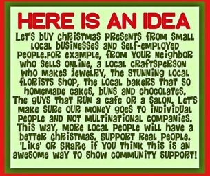 Holiday Shopping Guide! Shop / Work From Home!