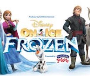 Giveaway: Disney on Ice Presents Frozen!