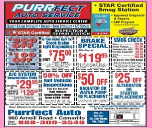 SAVE THIS HOLIDAY SEASON WITH PURRFECT AUTO IN CAMARILLO