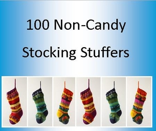 100 Stocking Stuffer Ideas for Everyone on Your List