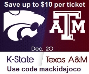 K-State Vs. Texas A&M Basketball