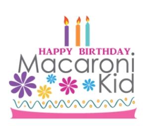 The Macaroni Kid Birthday Zone