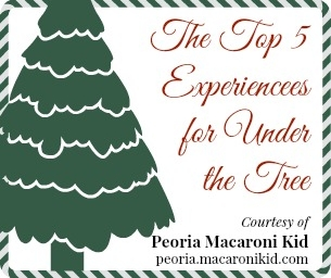 Our Top 5 Experiences for Under the Tree