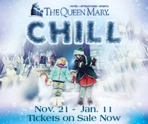 CHILL Set To Freeze Over the Queen Mary