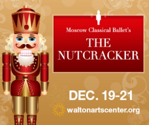 """Moscow Classical Ballet's """"The Nutcracker"""" @ Walton Arts Center"""