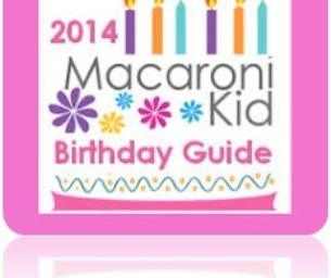 2014 Northwest Arkansas Birthday Party Guide!