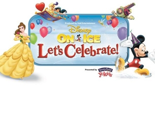"Disney on Ice "" Let's Celebrate!"""
