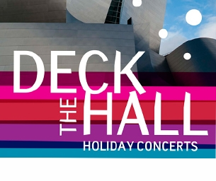Holiday Sing Along @ Walt Disney Concert Hall