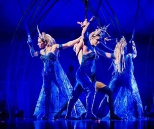 Cirque du Soleil presents Amaluna