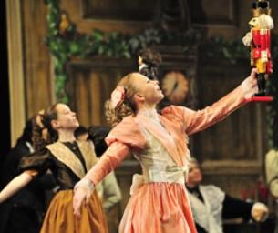 WIN 4 tickets to Ballet Tucson's Nutcracker
