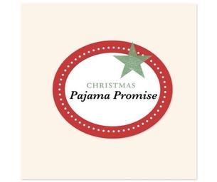 Christmas Pajama Promise