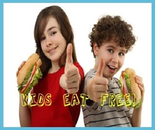 Fall 2014 Kids Eat Free in the Palm Beach Gardens -Jupiter Area!