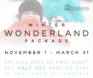 Suncadia: Celebrating Ten Years of Winterfest!